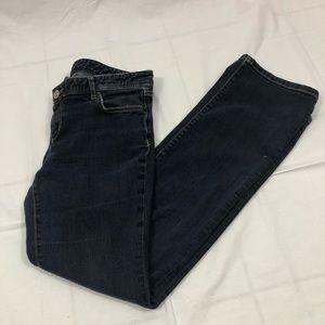 Michael Kors Jeans, Size 10, Blue, Straight Leg